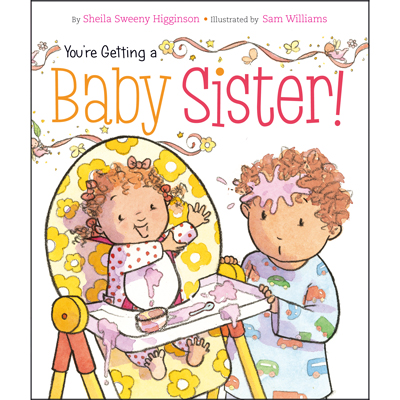 You're getting a Baby Sister 1