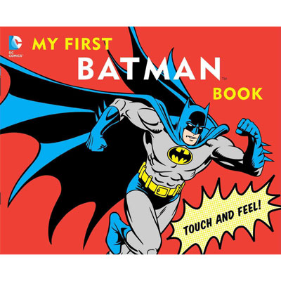 My First Batman Book - board book 1