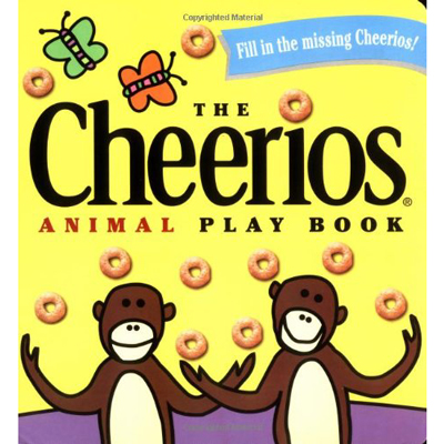 The Cheerios animal play book 1