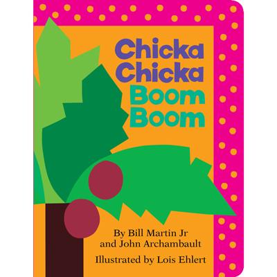 Chicka Chicka Boom Boom Lapsize 1