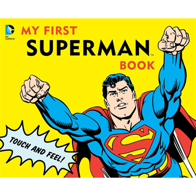 My first Superman book (board book) 1