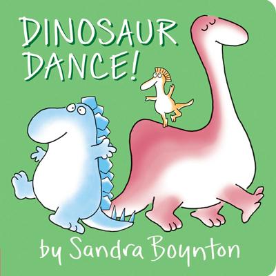 Dinosaur Dance board book 1