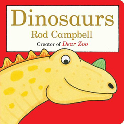 Dinosaurs by Rod Campbell 1