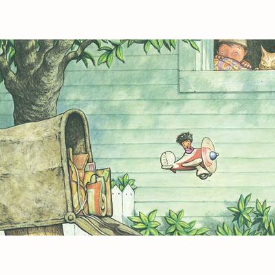 George Shrinks by William Joyce 4