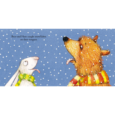 Bear and Hare Snow! 2