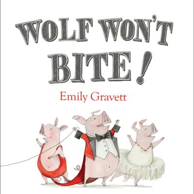 Wolf won't bite! 1