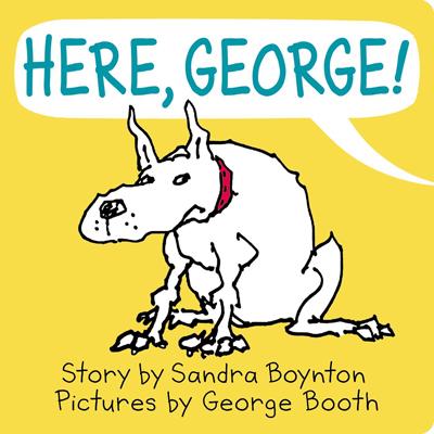 Here , George! 1