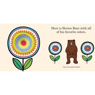 Brown Bear Color Book 3