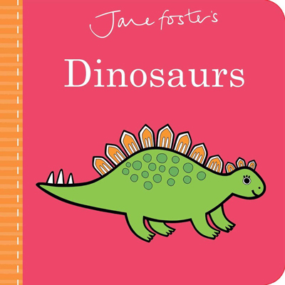 Jane Foster's Dinosaurs 1