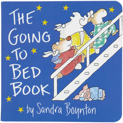 The going to bed book lap size 1