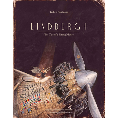 Lindbergh - The Tale of a Flying Mouse 1