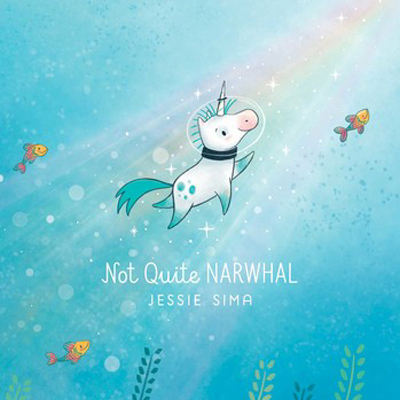 Not Quite Narwhal 1
