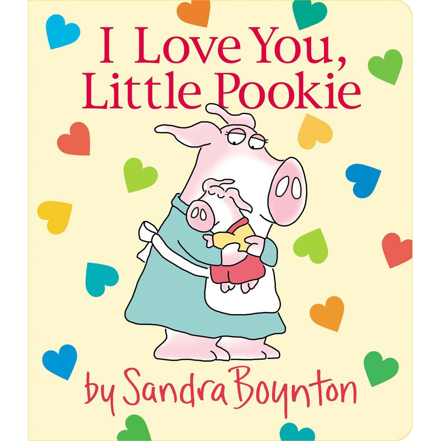 I Love You, Little Pookie 1