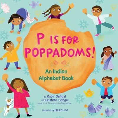 P is for Poppadoms! 1