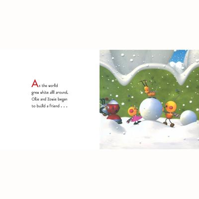 Snowie Rolie 3