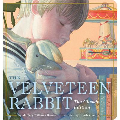 The Velveteen Rabbit oversized padded board book 1