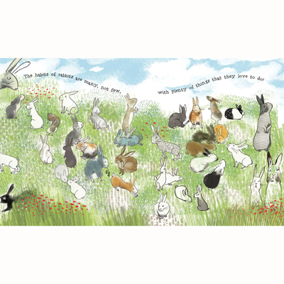 The Wonderful Habits of Rabbits 2