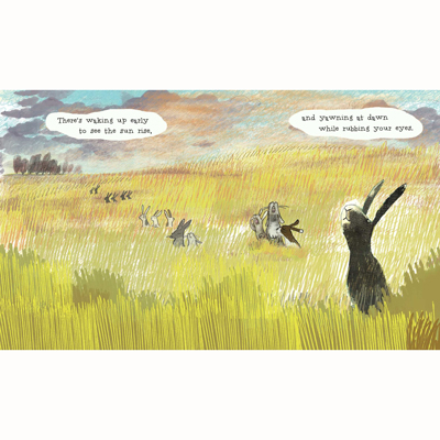 The Wonderful Habits of Rabbits 3