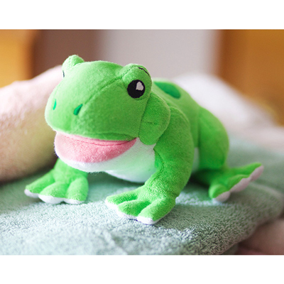 William the frog SoapSox Bath Sponge 1