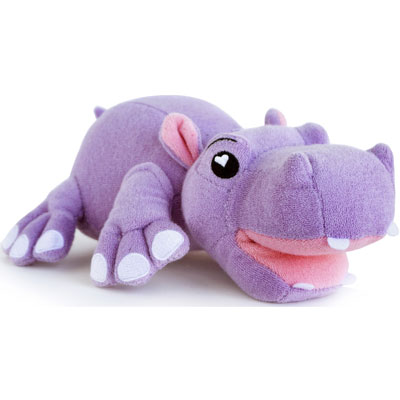 Harper The Hippo SoapSox Bath Sponge 1