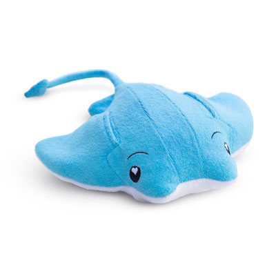 Ray the Manta SoapSox Bath Sponge 1