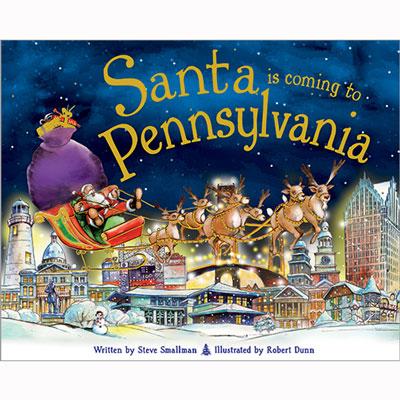 Santa is coming to Pennsylvania 1