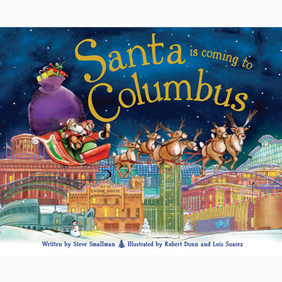 Santa is Coming to Columbus 1