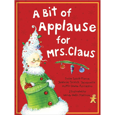A bit of Applause for Mrs. Claus 1