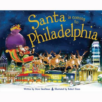 Santa is Coming to Philadelphia 1