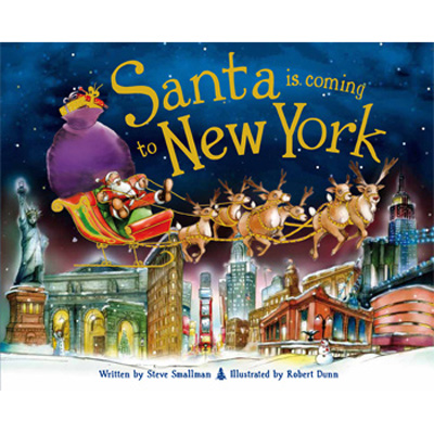 Santa is coming to New York 1