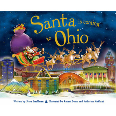 Santa is coming to Ohio 1