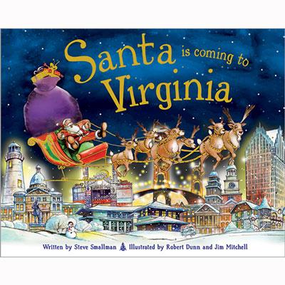 Santa is coming to Virginia 1