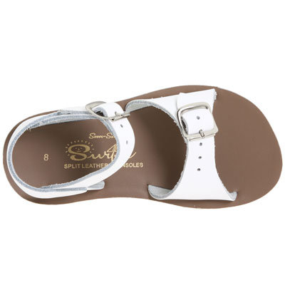 Sun Surfer White sandals 1