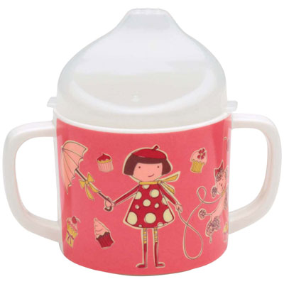 Cupcake Sippy Cup 1
