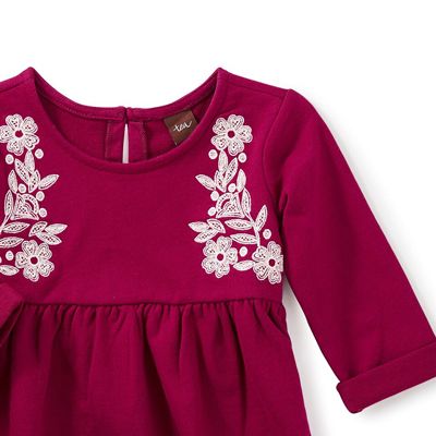 Ailsa embroidered dress - 12-18 months 2