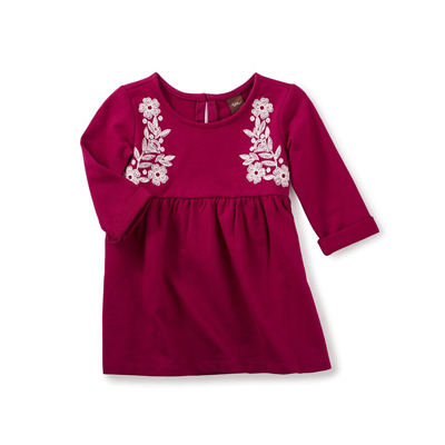 Ailsa embroidered dress - 12-18 months 1