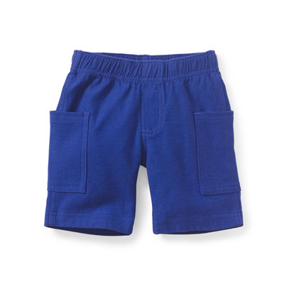 Easy cargo shorts in Astral - 3-6 months 1