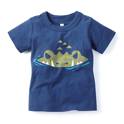 Sneaky croc shirt - 3-6 months 1