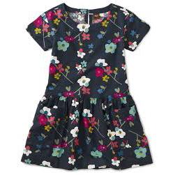 Himalayan blossoms woven pocket dress Size 5 1