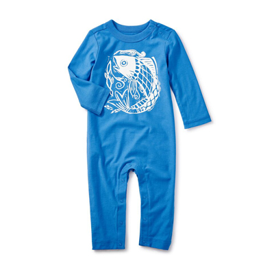 Iasc graphic romper - 3-6 months 1