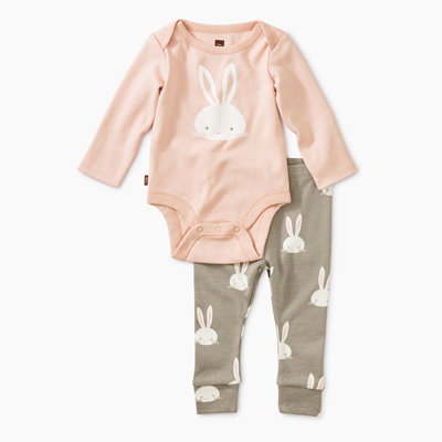 Bunnies Baby Outfit - Newborn 1