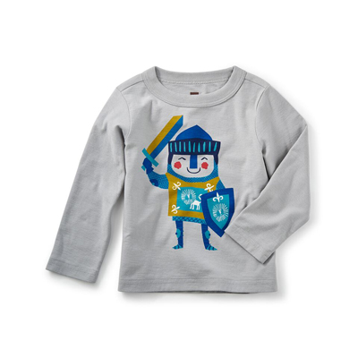 Little Knight graphic tee - 9-12 months 1