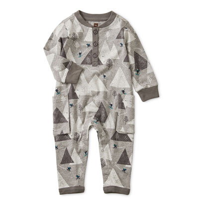 Ski mountains romper 1