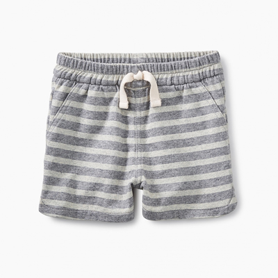 Striped dolphin short 1