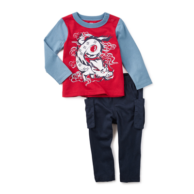 Tiny Tatsu baby outfit - 18-24 months 1