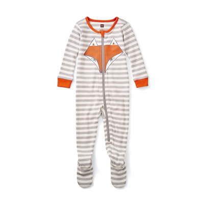Tod footed pajamas 1