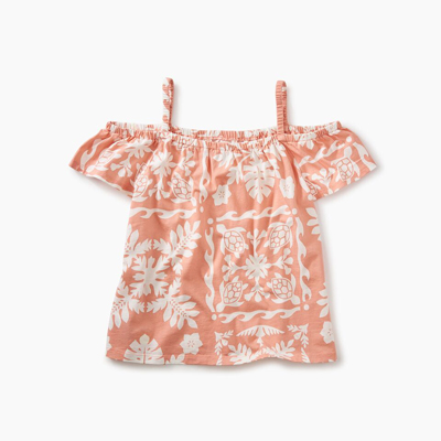 Sherbert Hawaiian knit top 1