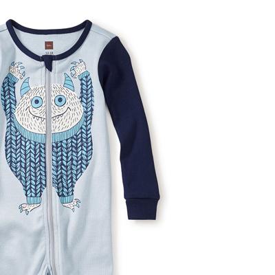 Uilebheist baby pajamas 2