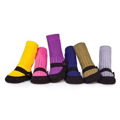 Olivia's socks 0-12 months 2