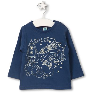 Space cat t-shirt 1